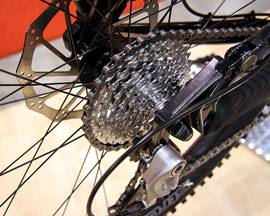 bicycle sprocket and gears