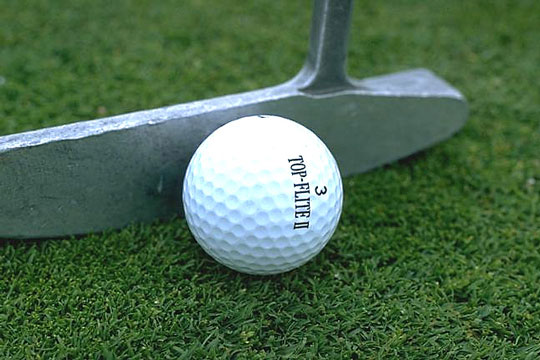 Category:Golf equipment manufacturers